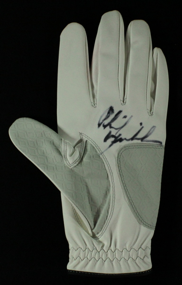 phil mickelson signed callaway golf glove jsa loa at. Black Bedroom Furniture Sets. Home Design Ideas