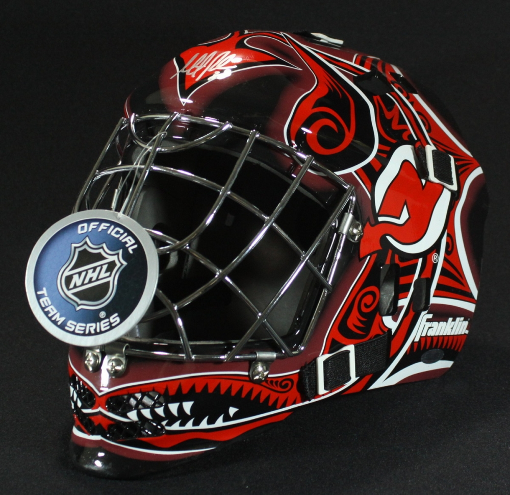 Brodeur Goalie Mask Full-size Goalie Mask
