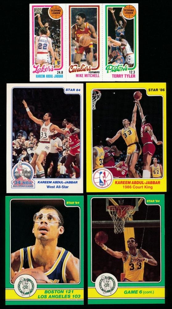 Vintage Basketball Card 98