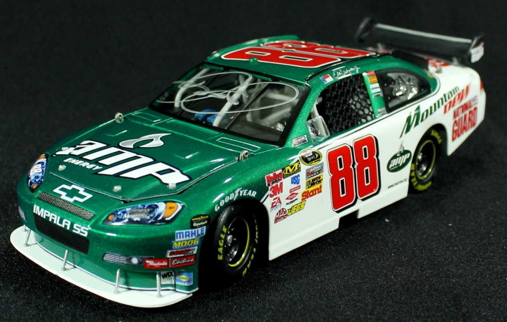 ... 88 Amp Energy 1:24 Action Die Cast Car (PA LOA) at PristineAuction.com