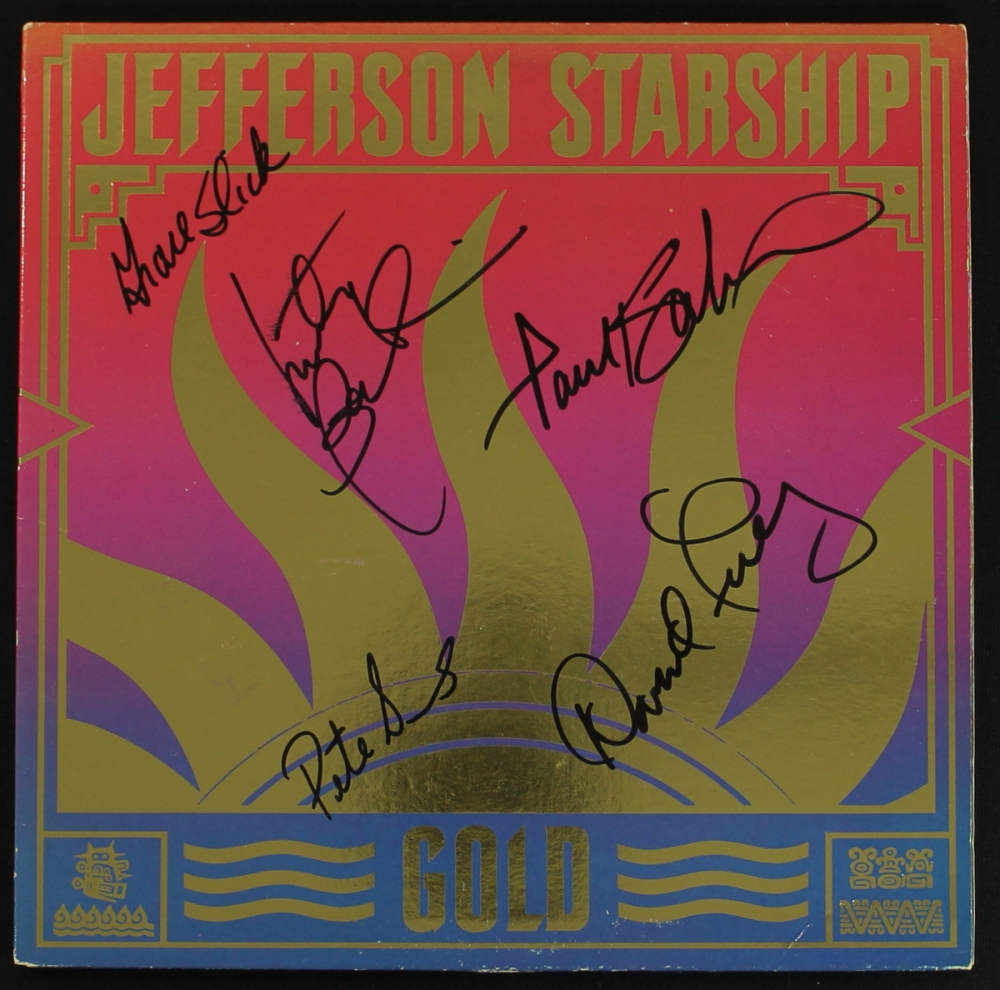 Paul Kantner Jefferson Starship Blows Against The Empire