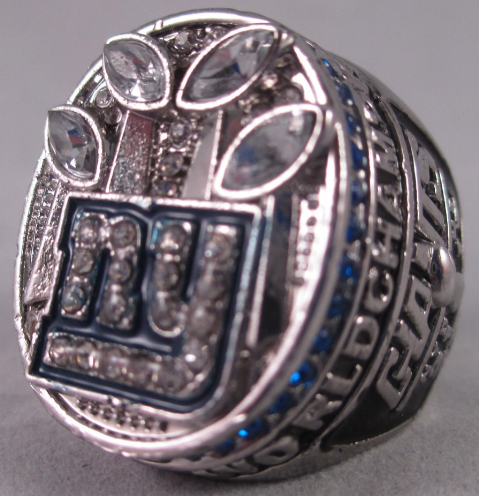 new york giants super bowl ring replica images