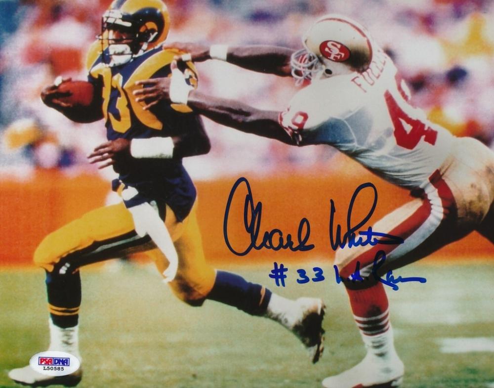Charles White Rams