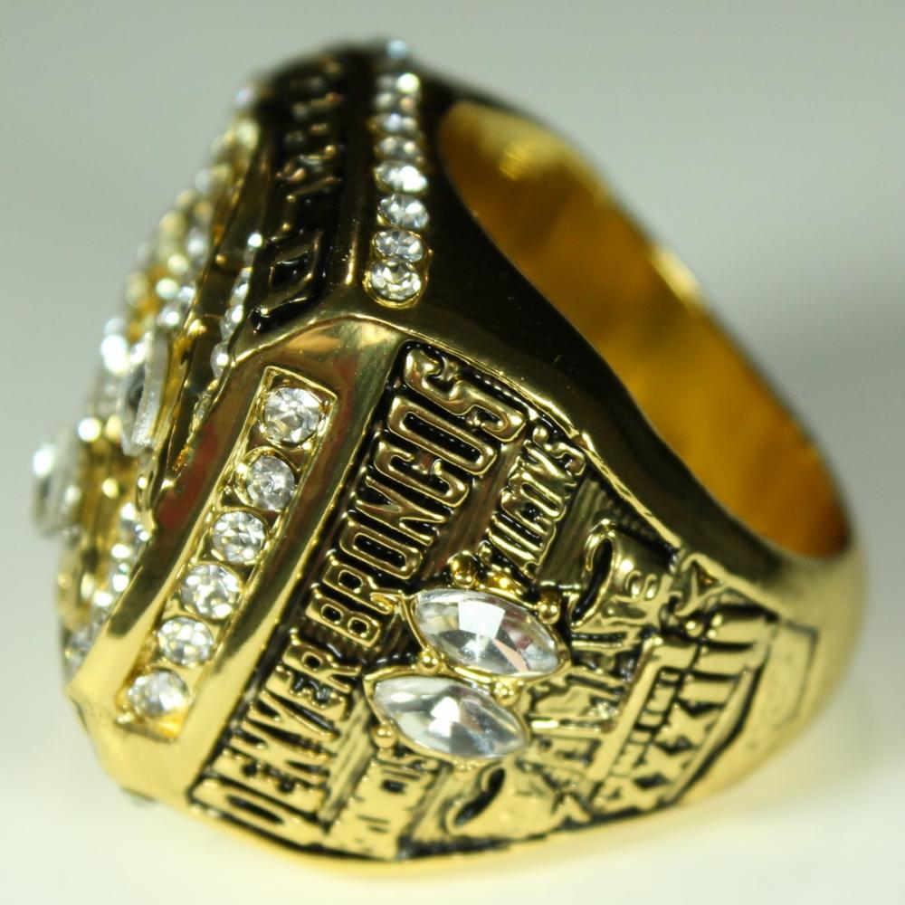 John Elway Super Bowl Rings
