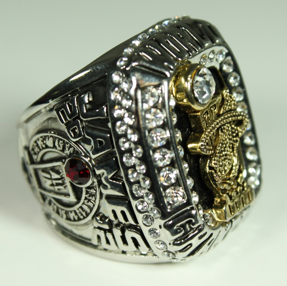 LeBron James Heat High Quality Replica 2012 NBA ...