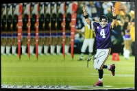 Lot of (20) Brett Favre Signed Vikings 16x20 Photos (Favre COA) at PristineAuction.com