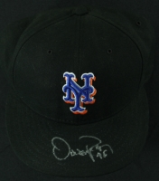 Oliver Perez Signed Mets Hat (Steiner COA & MLB Hologram) at PristineAuction.com