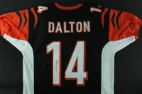 Andy Dalton Signed Bengals Jersey (JSA COA) at PristineAuction.com