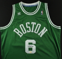 Bill Russell Signed Celtics Jersey (Russell COA) at PristineAuction.com