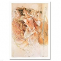 "Gary Benfield Signed ""Virtuosa"" LE 19x27 Serigraph # 85/750 (PA LOA) at PristineAuction.com"
