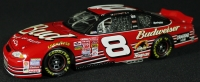 Dale Earnhardt Jr. Signed NASCAR #8 Budweiser 1:24 All-Star 2002 Game Raced Version Action Die Cast Car (PA LOA) at PristineAuction.com