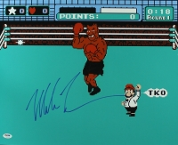 "Mike Tyson Signed ""Mike Tyson's Punchout"" 16x20 Photo (PSA COA) at PristineAuction.com"