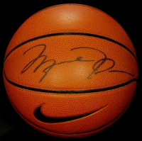 Michael Jordan Signed Nike Basketball (UDA COA) at PristineAuction.com