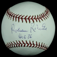 "Robin Roberts Signed OML Baseball Inscribed ""HOF 76"" (MLB Hologram & TriStar COA) at PristineAuction.com"
