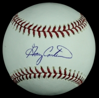 Gary Carter Signed OML Baseball (MLB Hologram & TriStar COA) at PristineAuction.com