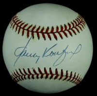 Sandy Koufax Signed ONL Baseball (PSA LOA) at PristineAuction.com