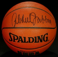 Kareem Abdul-Jabbar Signed Spalding NBA Basketball (JSA COA) at PristineAuction.com