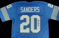 Barry Sanders Signed Lions Jersey (JSA COA) at PristineAuction.com