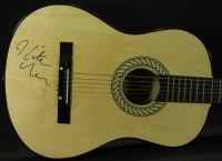 Keith Urban Signed Acoustic Guitar (JSA) at PristineAuction.com