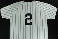 Derek Jeter Signed Yankees Jersey with DJ3K 3,000 Hit Patch (JSA LOA) at PristineAuction.com