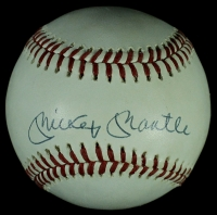 Mickey Mantle Signed OAL Baseball (JSA) at PristineAuction.com