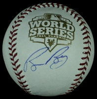 Bruce Bochy Signed 2012 World Series Baseball (JSA COA) at PristineAuction.com