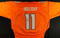 Trindon Holliday Signed Broncos Jersey (JSA COA) at PristineAuction.com