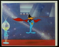 "Daffy Duck ""Stupor Duck"" Warner Bros. Limited Edition Animation Sericel (WB LOA) at PristineAuction.com"