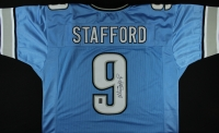 Matthew Stafford Signed Lions Jersey (GTSM COA) at PristineAuction.com