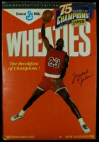 Original Michael Jordan Wheaties Box from 1988 at PristineAuction.com