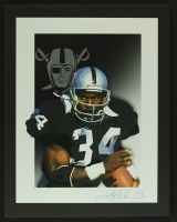 Bo Jackson Raiders Limited Edition Lithograph # 3/10 at PristineAuction.com