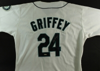 Ken Griffey Jr. Signed Mariners Jersey (UDA) at PristineAuction.com