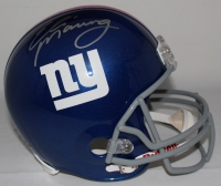 Eli Manning Signed Giants Full Size Helmet (Steiner COA) at PristineAuction.com