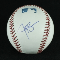 Jay Bruce Signed OML Baseball (JSA COA) at PristineAuction.com