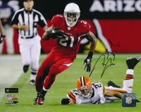 Patrick Peterson Signed Cardinals 8x10 Photo (PA LOA) at PristineAuction.com