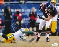 Brian Urlacher Signed Bears 8x10 Photo (JSA COA) at PristineAuction.com