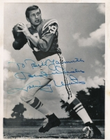 "Johnny Unitas Signed Colts 8x10 Photo Inscribed ""Best Wishes"" (JSA COA) at PristineAuction.com"