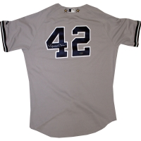 Mariano Rivera Signed Yankees 2013 All-Star Game Authentic Jersey (Steiner COA) at PristineAuction.com