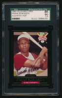 Frank Robinson Signed 1999 Hillshire Farm Card (SGC Encapsulated) at PristineAuction.com