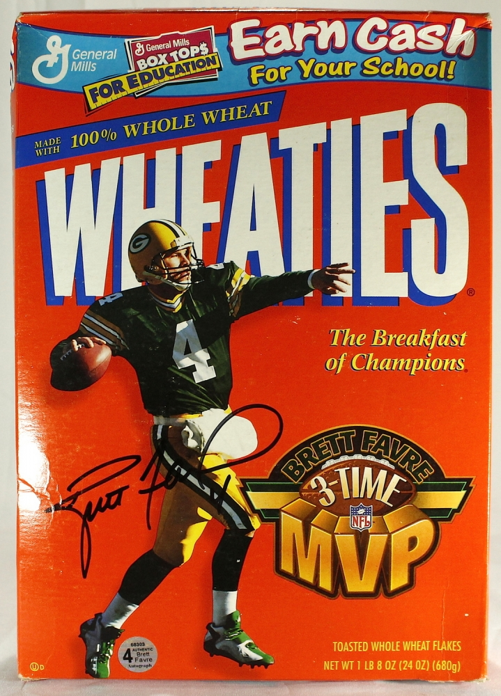 Wheaties Box Athletes The Nostalgia Blog