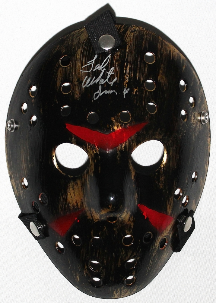 black jason mask