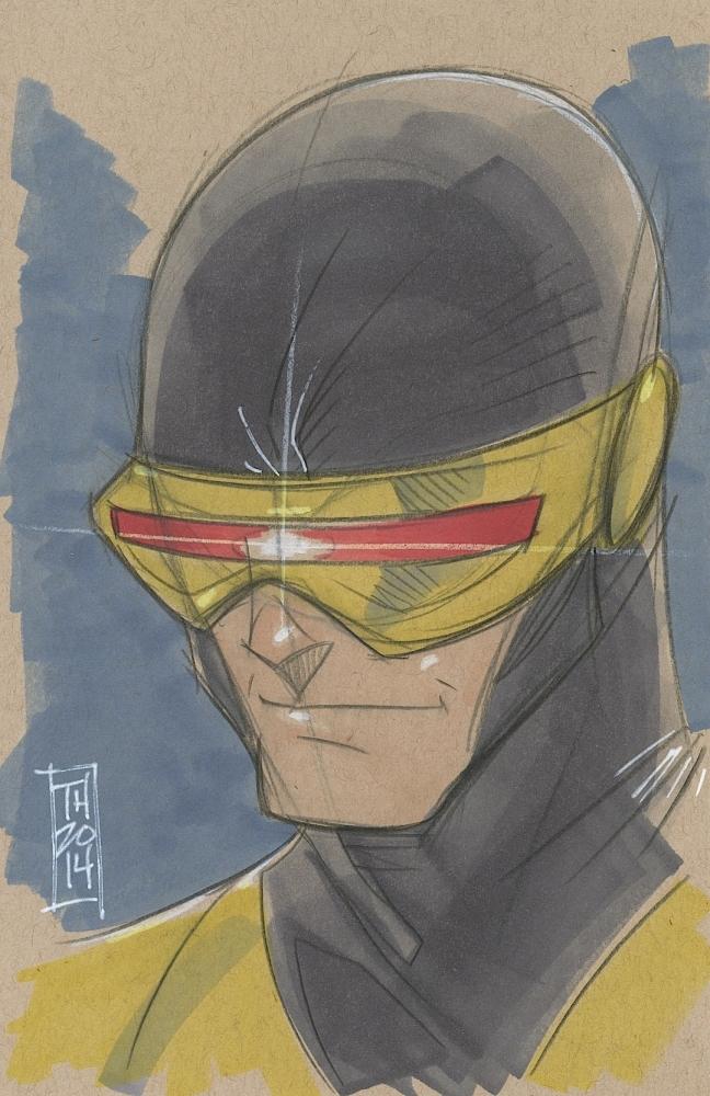 X Men Cyclops Drawings Online Sports Memorabi...