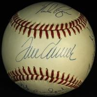 300 Win Club ONL Baseball Signed by (8) with Nolan Ryan, Warren Spahn, Tom Seaver, Early Wynn, Steve Carlton (JSA ALOA) at PristineAuction.com