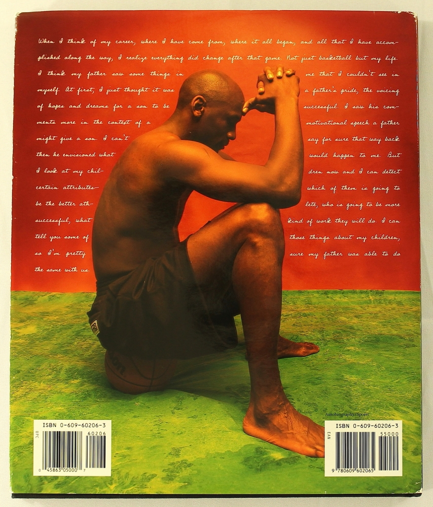 an analysis of the book the game by michael jordan Find great deals on ebay for michael jordan book in for the love of the game : my story by michael jordan and michael jordan rare air book michael on michael.