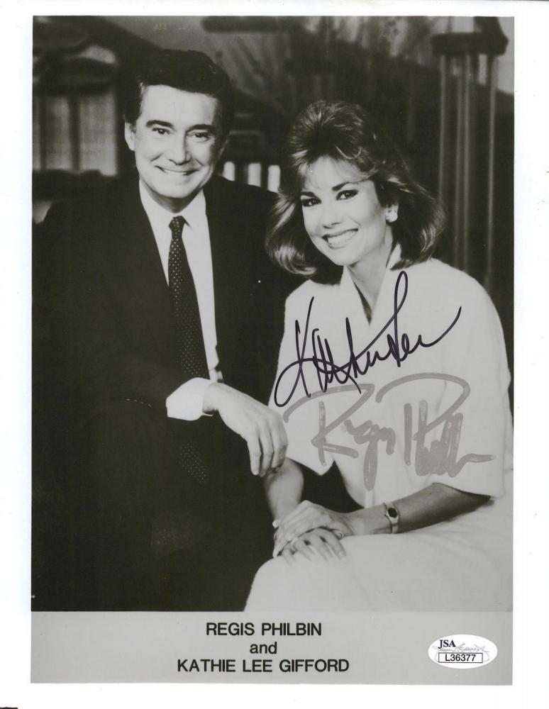 Kathie Lee Gifford Regis Regis Philbin Amp Kathie Lee