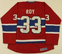 Patrick Roy Signed Canadiens Jersey (JSA COA) at PristineAuction.com