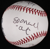 Married with Children Cast Signed OML Baseball (JSA LOA) at PristineAuction.com