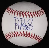 Albert Pujols Signed OML Baseball (JSA LOA) at PristineAuction.com