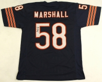 Wilber Marshall Signed Bears Jersey (JSA COA) at PristineAuction.com