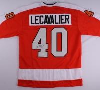 Vincent Lecavalier Signed Flyers Jersey (JSA) at PristineAuction.com
